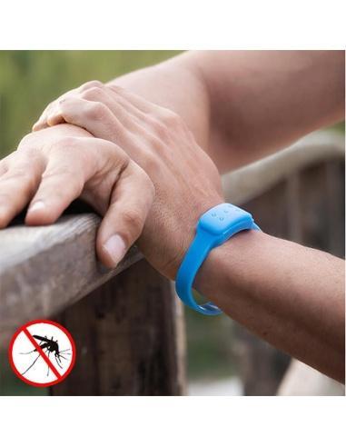 bracelet anti moustique à la citronnelle