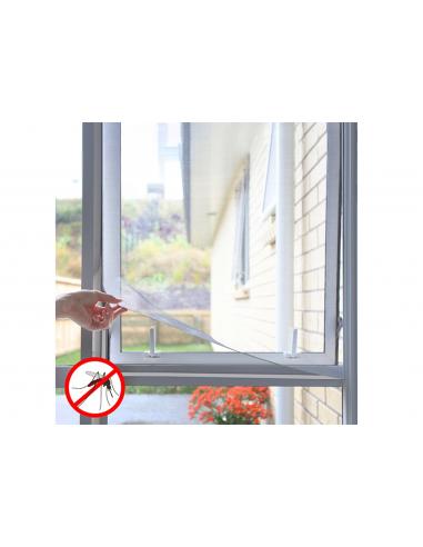 Moustiquiaire Adhésive pour Fenêtre